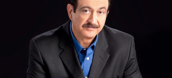Space Aliens Be Warned: George Noory Is Eyeing The Presidency
