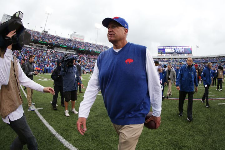 Newly minted head coach Rex Ryan has the Buffalo Bills at 2-1 and in prime position to continue winning games.