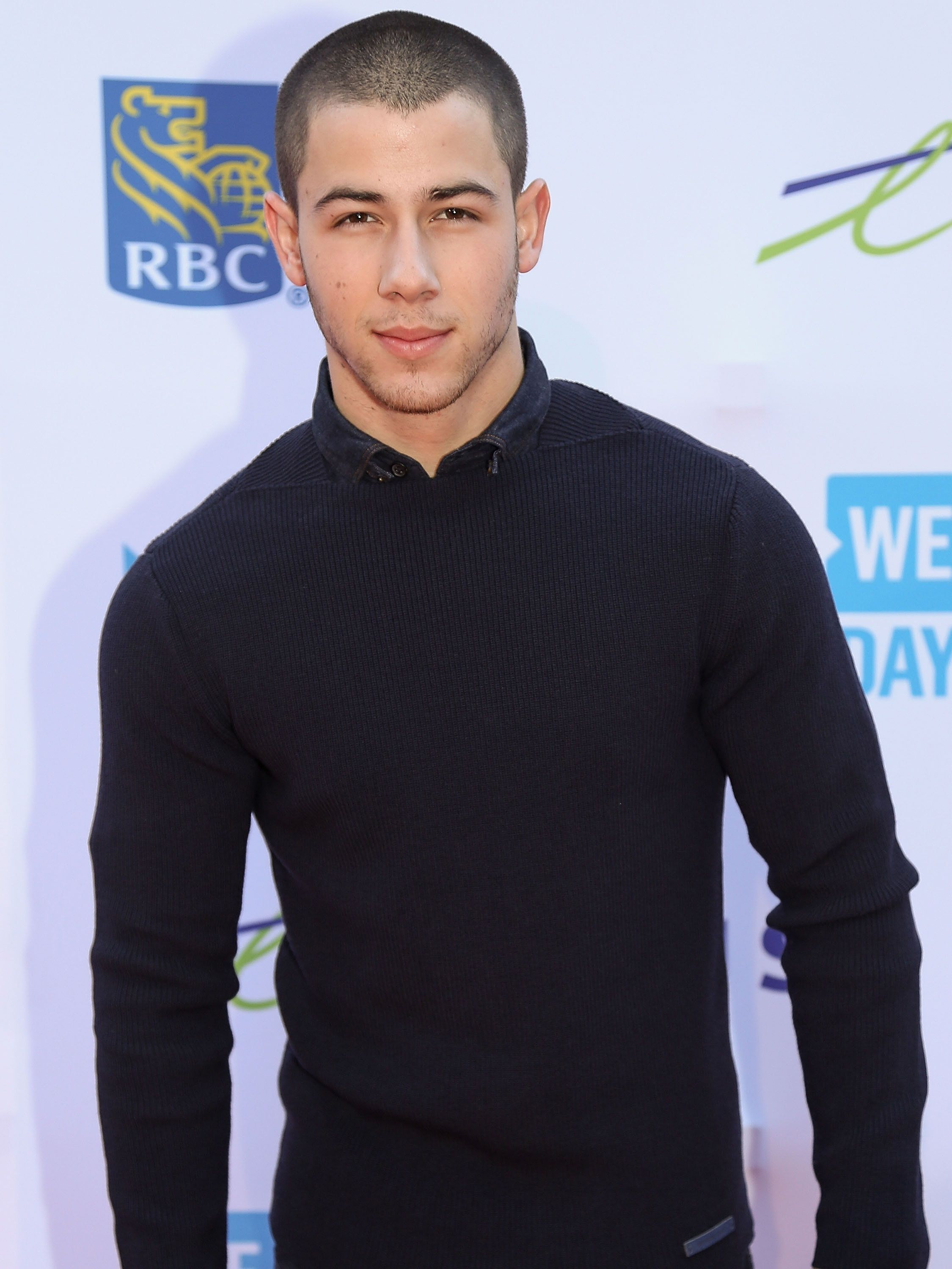 TORONTO, ON - OCTOBER 01:  Nick Jonas attends WE Day Toronto at the Air Canada Centre on October 1, 2015 in Toronto, Canada.  (Photo by Isaiah Trickey/FilmMagic)