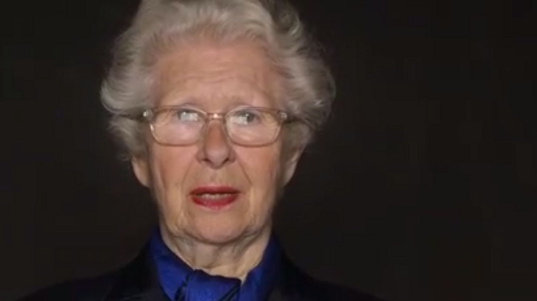 Holocaust Survivor Shares Amazing Story Of Kindness In A Concentration Camp