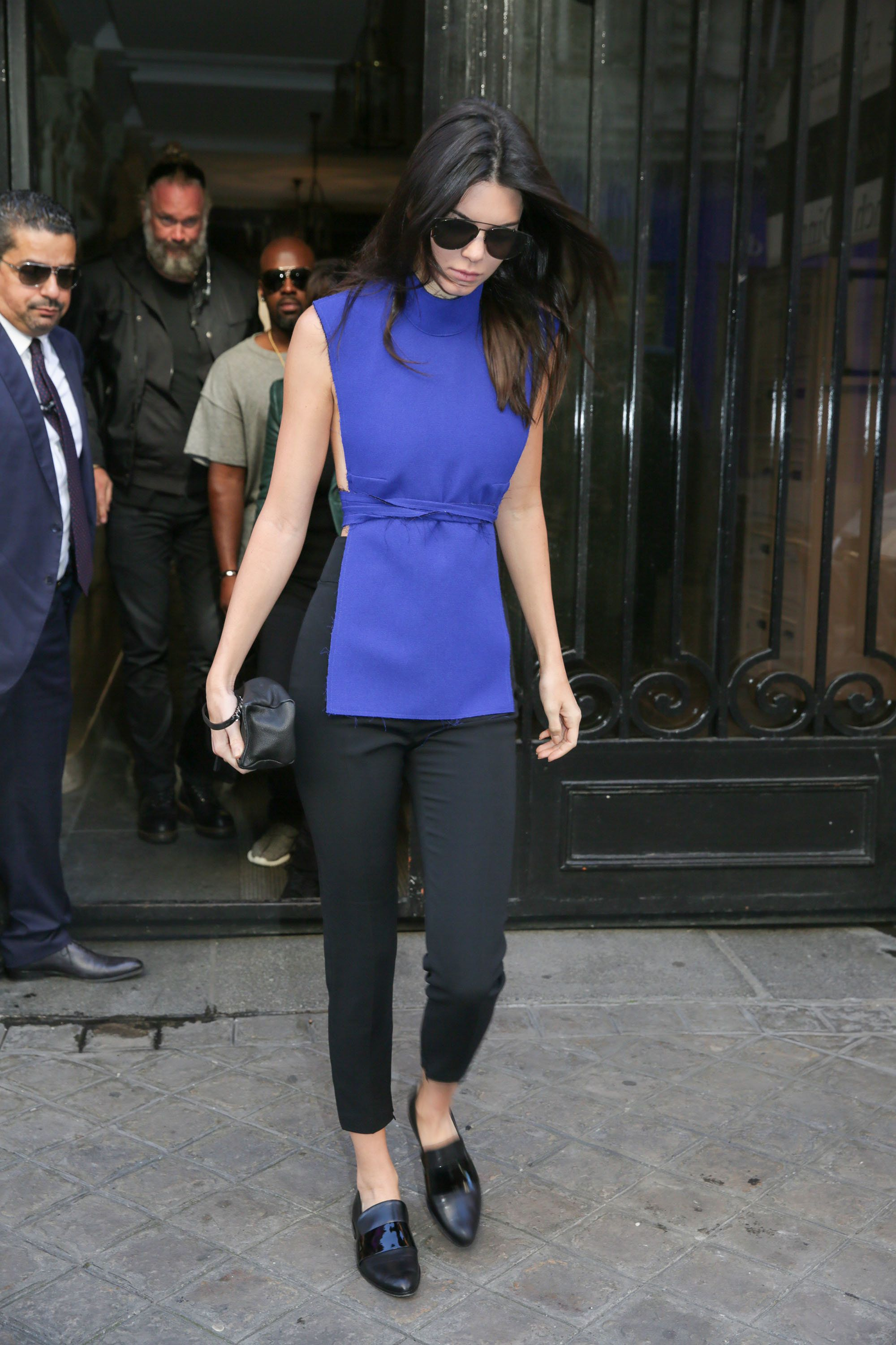 51864725 Kendall Jenner shopping in Paris, France with her mother Kris Jenner and Kris' boyfriend Corey Gamble on September 30, 2015. Kendall Jenner shopping in Paris, France with her mother Kris Jenner and Kris' boyfriend Corey Gamble on September 30, 2015. Pictured: Kendall Jenner FameFlynet, Inc - Beverly Hills, CA, USA - +1 (818) 307-4813 RESTRICTIONS APPLY: USA ONLY