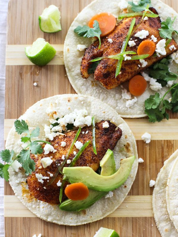 The best taco recipes on the planet for Spicy fish tacos