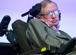 Stephen Hawking: Let's Try To Prove ET Exists, But Let's NOT Make Contact