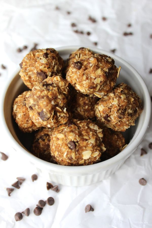 12 portable vegan snacks for when hunger hits huffpost there are so many variations of these magical energizing no bake balls this forumfinder Choice Image
