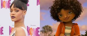 RIHANNA HOME MOVIE DREAMWORKS