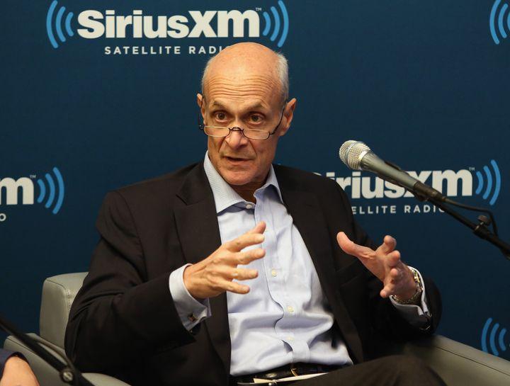 Former Secretary of Homeland Security Michael Chertoff told The Huffington Post that data breaches can go far beyond erasing