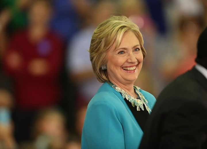 The National Education Association announced it was endorsing Hillary Clinton for president on Saturday.