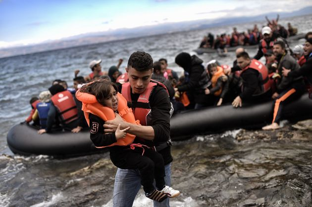 Greek Coast Guard Finds Body Of Refugee