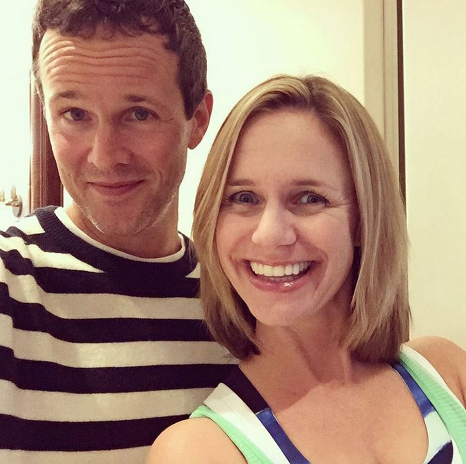 Kimmy Gibbler and Steve! The two posed for this adorable selfie in October 2015, which Weinger shared on his Instagram page.&