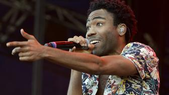 AUSTIN, TX - OCTOBER 03:  Donald Glover of Childish Gambino performs during the Austin City Limits Music Festival at Zilker Park on October 3, 2014 in Austin, Texas.  (Photo by Tim Mosenfelder/Getty Images)