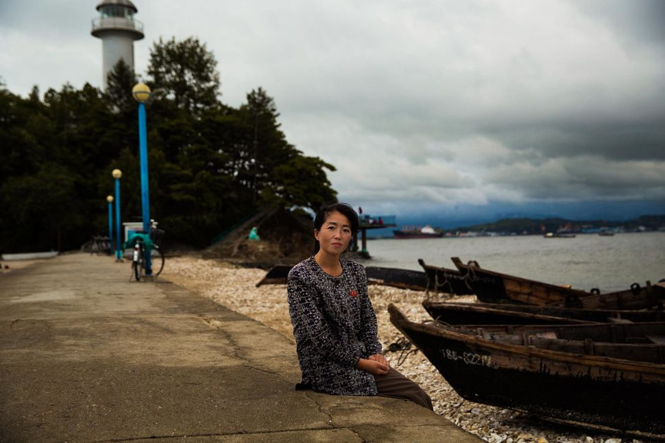 Wonsan, a port city to The Sea of Japan