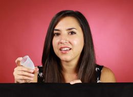 What It's Like To Try A Menstrual Cup For The First Time