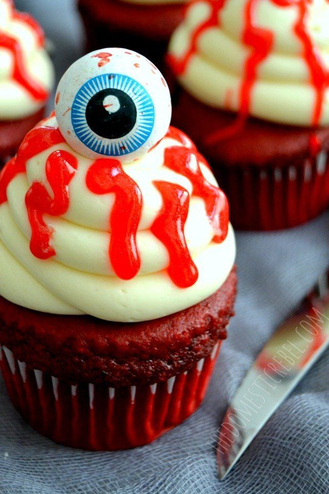 the creepiest scariest dessert recipes your halloween needs huffpost
