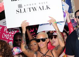 Amber Rose Delivers Impassioned Speech About The First Time She Was Slut-Shamed