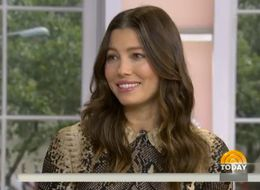 Jessica Biel Says Justin Timberlake Is A Very Hands-On Dad