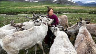 Tsaatan people live differently from most other people in the world. The sense of community is structured around the reindeer. The reindeer and the Tsaatan people are dependent on one another. Some Tsaatan say that if the reindeer disappear, so too will their culture.