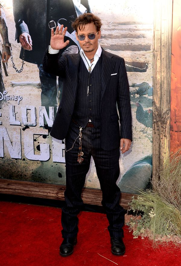 The Completely Mesmerizing Style Evolution Of Johnny Depp Huffpost