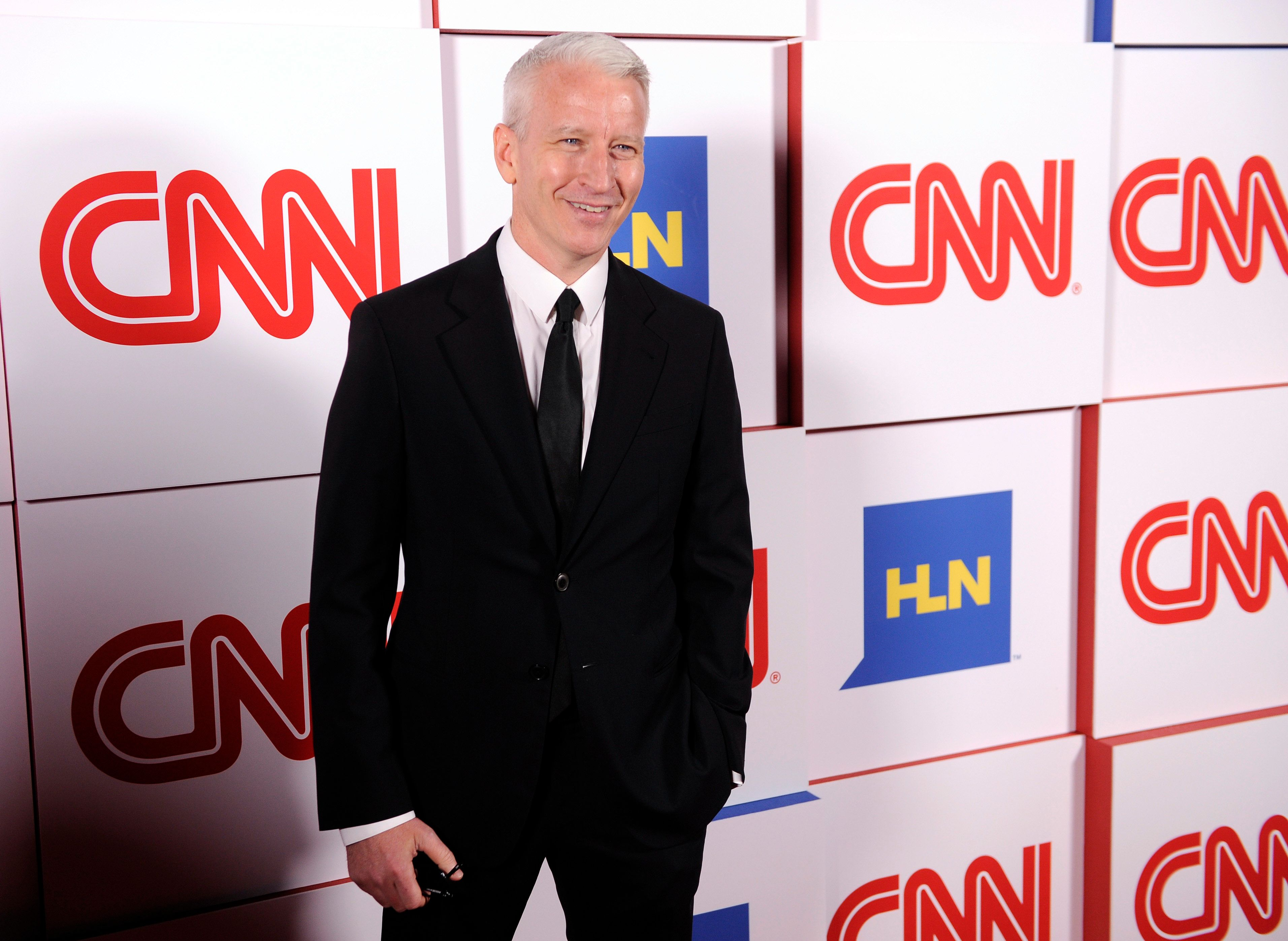 """CNN will air Anderson Cooper special """"#Being 13: Inside the Secret World of Teens"""" on Oct 5."""