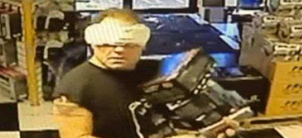 'Maxi Pad Bandit' Arrested Despite Fiendishly Clever Disguise