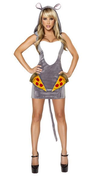 NYC Pizza Rat Is Now A Sexy Halloween