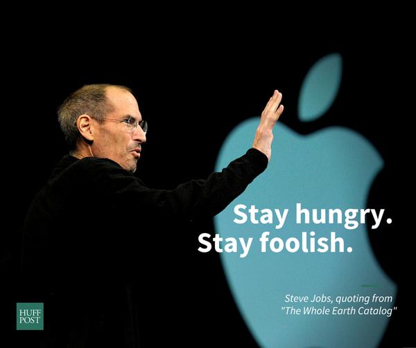 """Source: <a href=""""http://news.stanford.edu/news/2005/june15/jobs-061505.html"""">Stanford Commencement Speech</a>, 2005."""