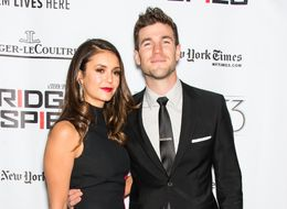 Nina Dobrev Makes It Red Carpet Official With New Boyfriend