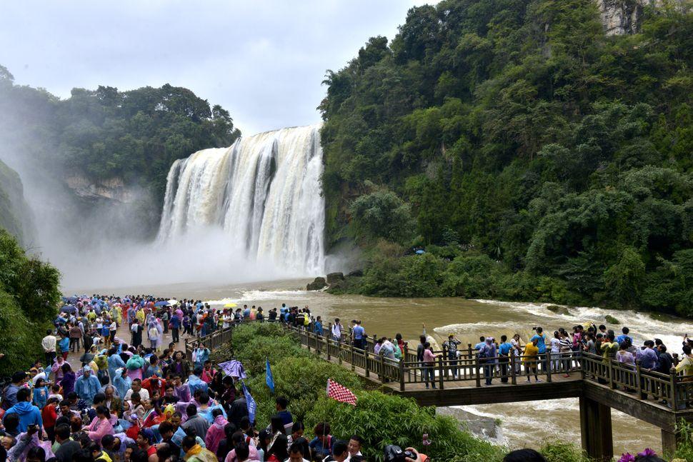 Huangguoshu Waterfalls, Anshun, China