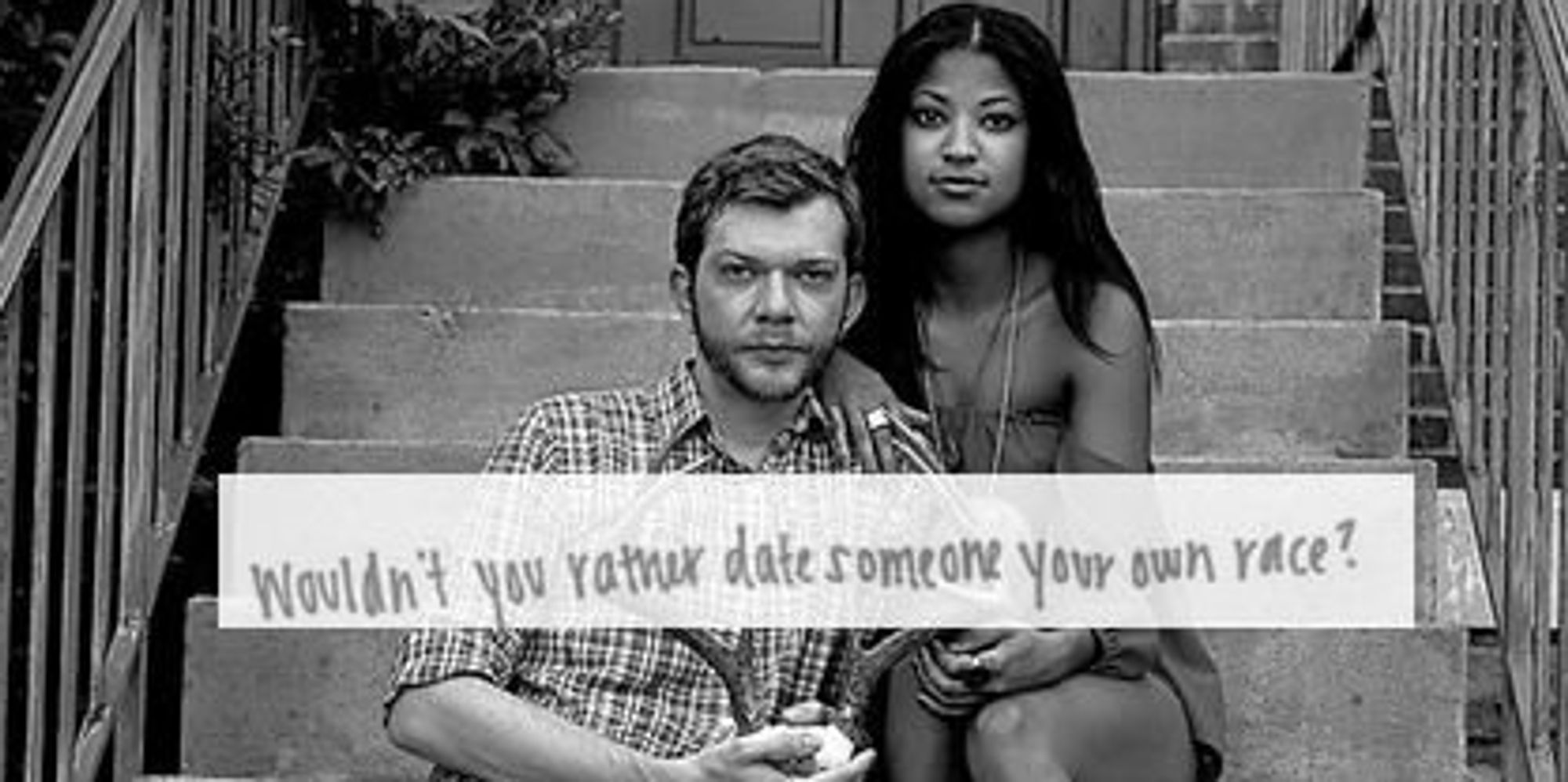 interracial couples share the insults they ve experienced in interracial couples share the insults they ve experienced in insightful photo series the huffington post