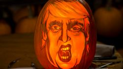 Halloween Trumpkins Are Back, And They're Even More