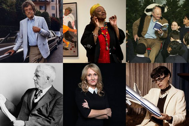Meet The Famous Artists And Writers Who Were Teachers First...