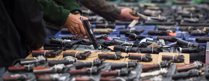 gun violence, gun research, gun control