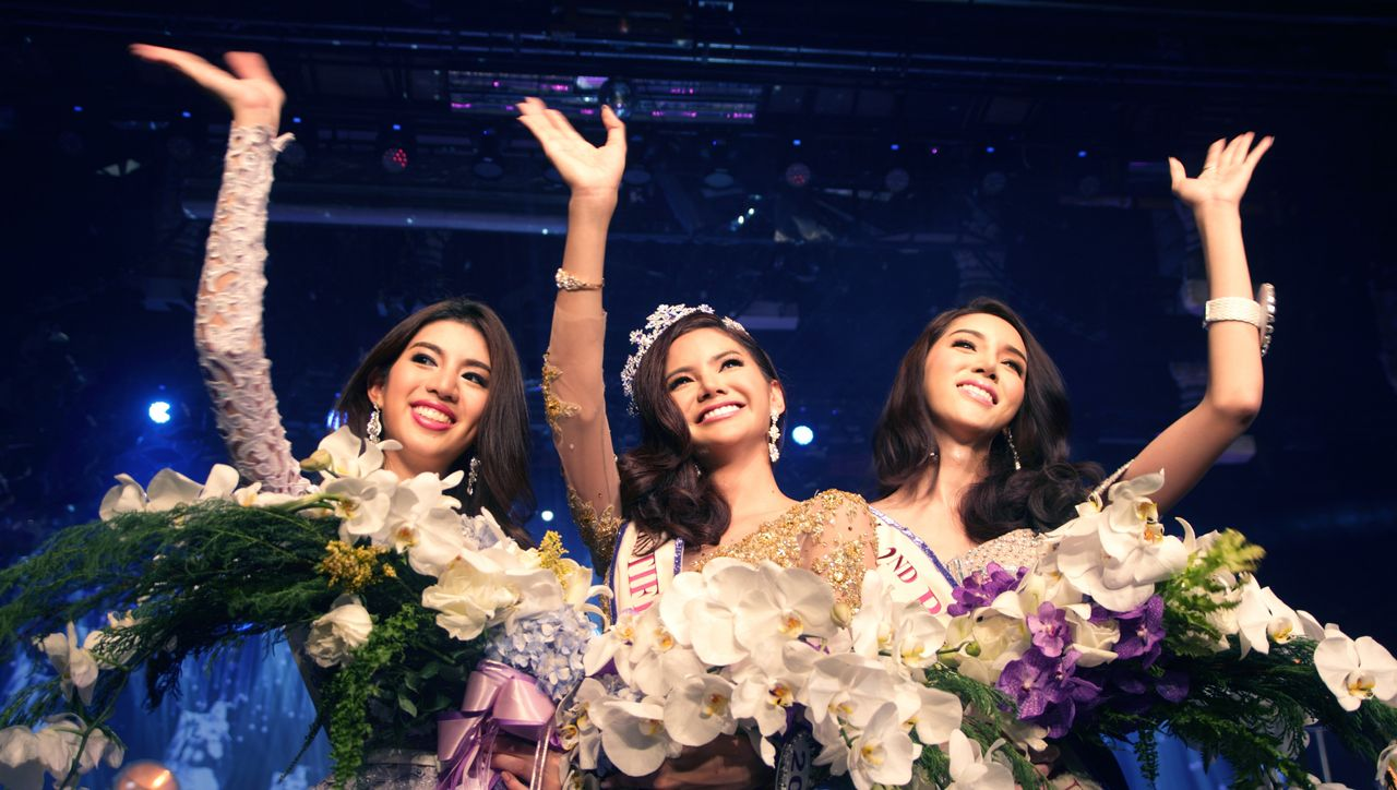 Thailand hosts several local and international transgender beauty pageants every year.