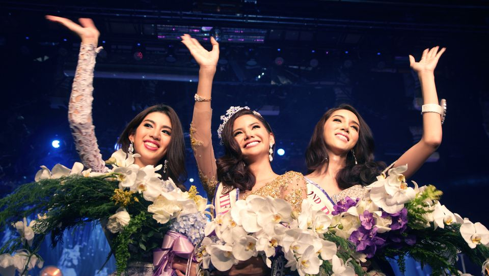 Thailand hosts several local and international transgender beauty pageants every