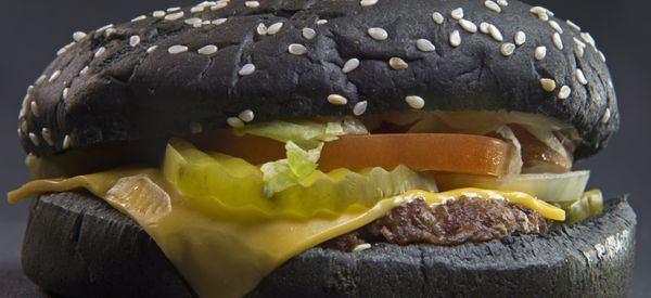 Black Whoppers Are Causing Green Poop