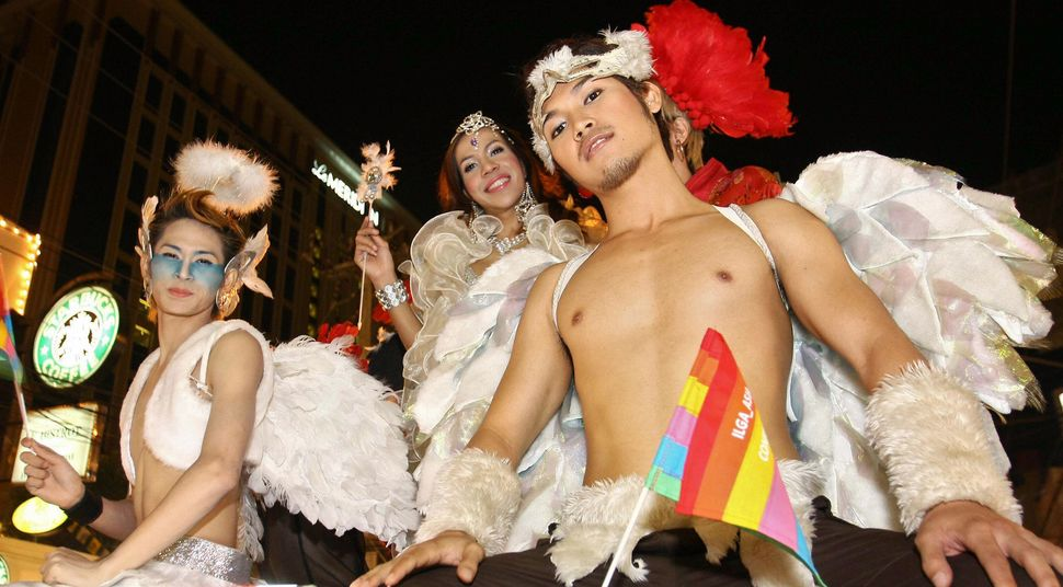 Pride events are hosted in Thailand, a country where the law offers limited protections for the LGBT community.