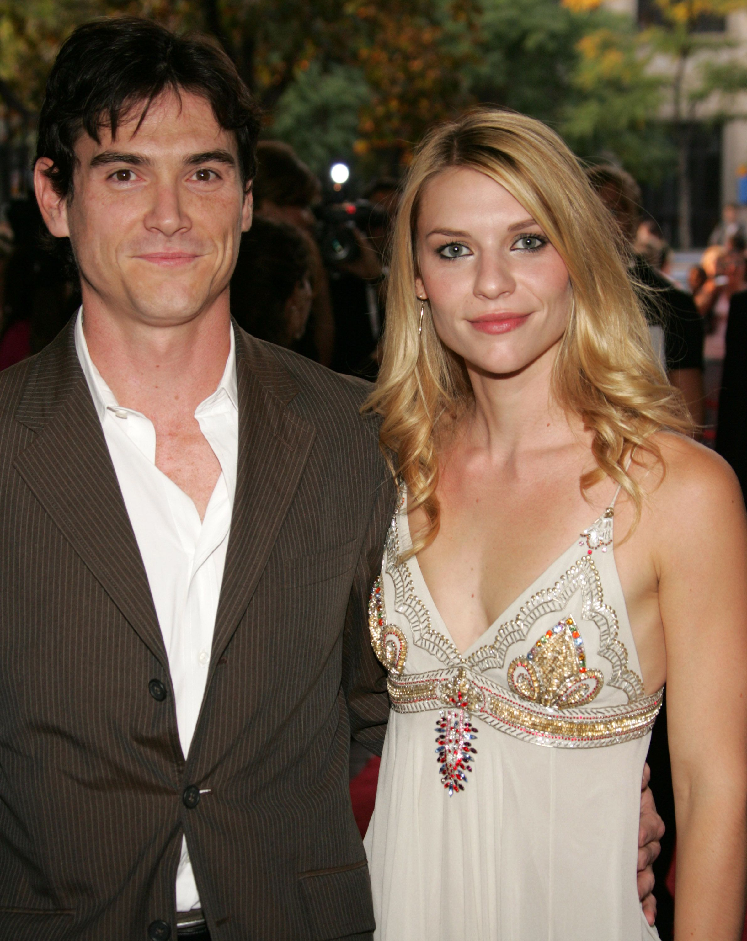 Billy Crudup and Claire Danes at the 43 Gerrard St. East in Toronto, Canada. (Photo by John Shearer/WireImage)