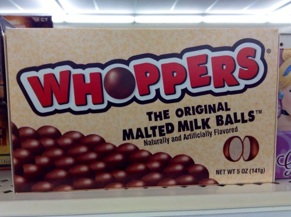 """There are <a href=""""http://www.thehersheycompany.com/brands/whoppers/milk-chocolate-malted-milk-balls.aspx"""">17 ingredients in"""