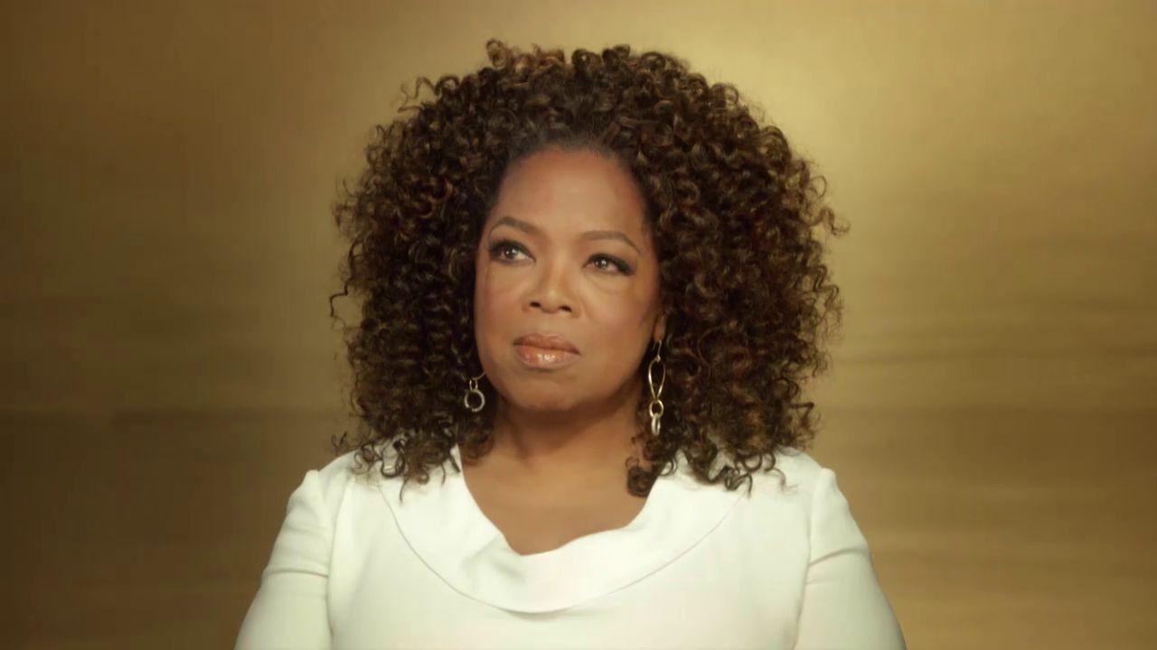 Les deux premières choses auxquelles Oprah pense chaque