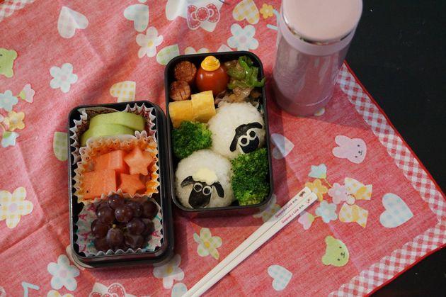 Ce que les enfants ont dans leur boîte à lunch partout dans le monde