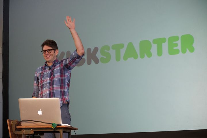 Who will stand up and help Syria's refugees? Kickstarter CEO Yancey Strickler volunteers.