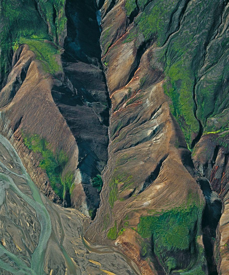 Fjallabak,Torfajökull Massif, Iceland