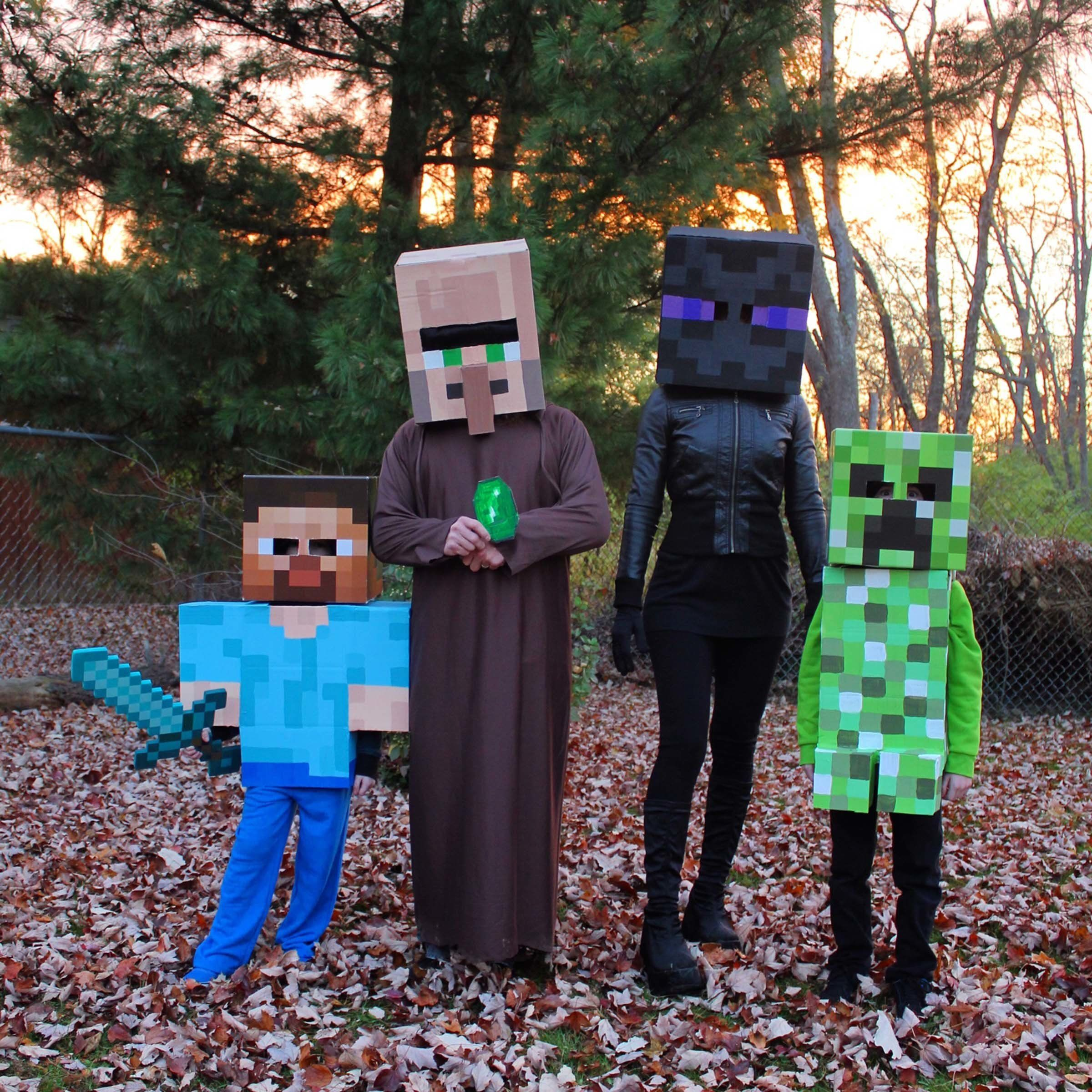 & These 53 Family Halloween Costumes Are Pure Coordinated Joy | HuffPost