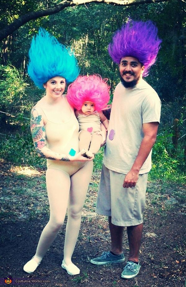 "Via <a href=""http://www.costume-works.com/costumes_for_families/treasure-troll-trio.html"" target=""_blank"">Costume Works</a>"