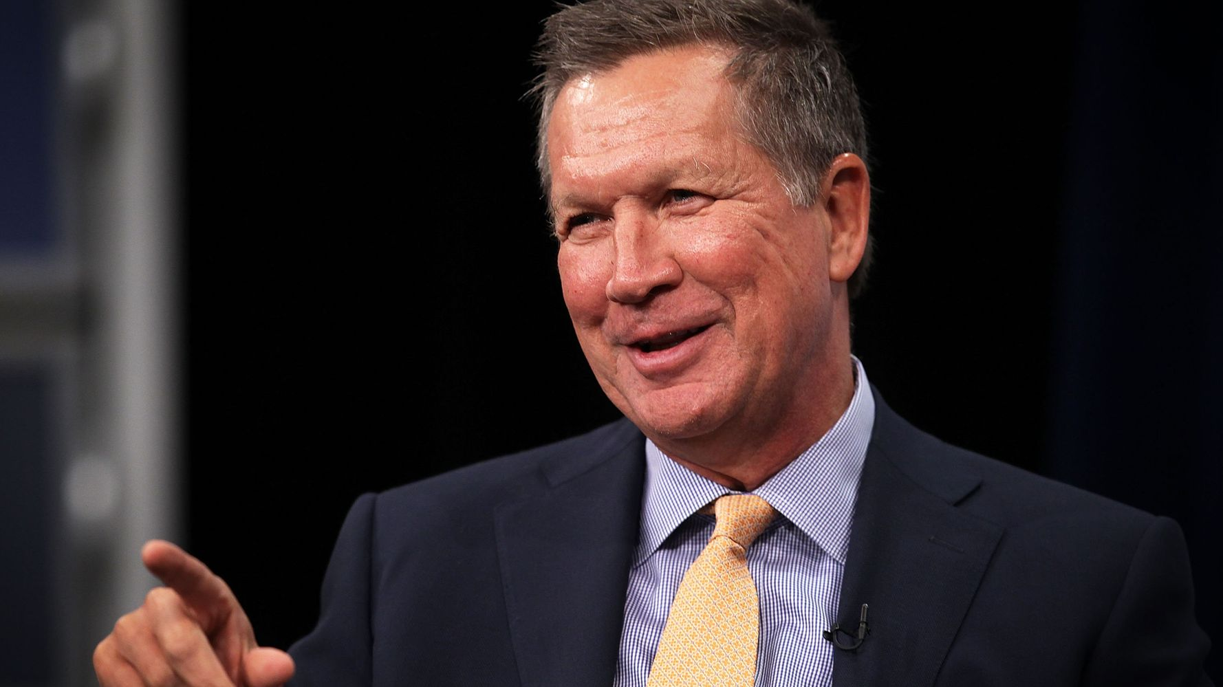 John Kasich Tells Critics Of Medicaid Expansion To Read The Bible