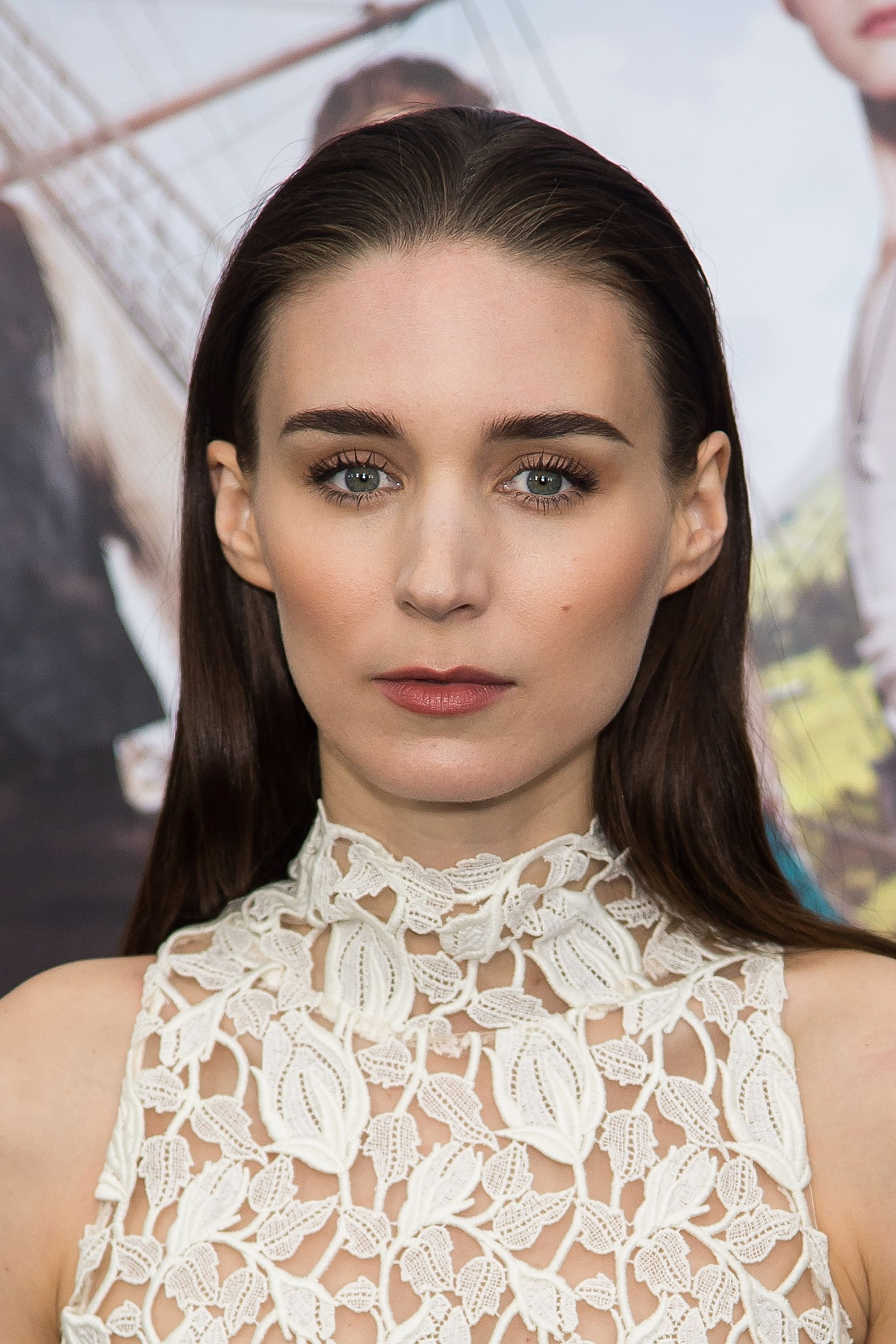 NEW YORK, NY - OCTOBER 04:  Actress Rooney Mara attends the 'Pan' New York Premiere at Ziegfeld Theater on October 4, 2015 in New York City.  (Photo by Michael Stewart/FilmMagic)