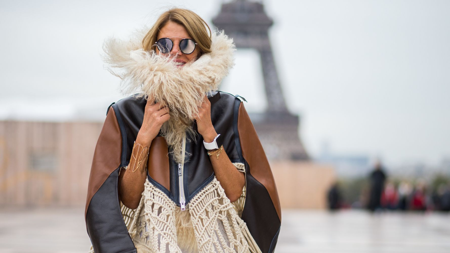 The Most Awe-Inspiring Street Style From Paris Fashion Week
