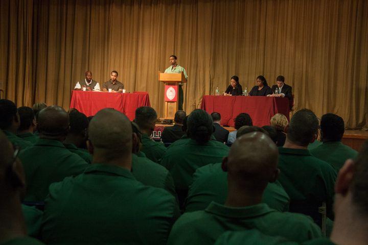 Bard Prison Initiative's debate team won against Harvard.
