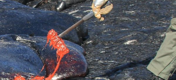 This Is How You 'Collect' Lava