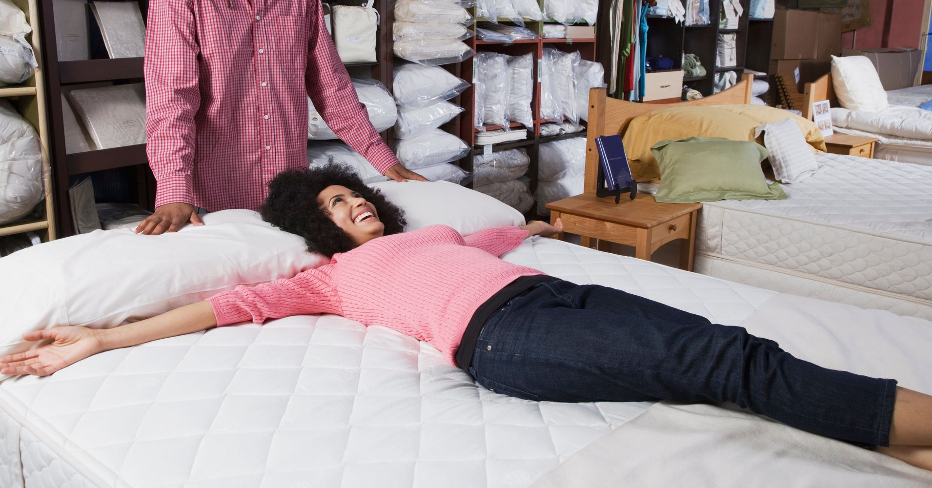 How To Haggle For A Mattress Because You Can And Should Huffpost Life