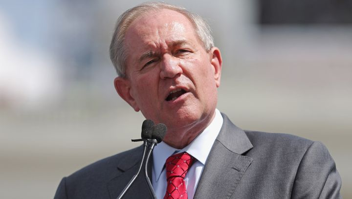 Former Virginia Gov. Jim Gilmore's presidential bid never really excited the voters.